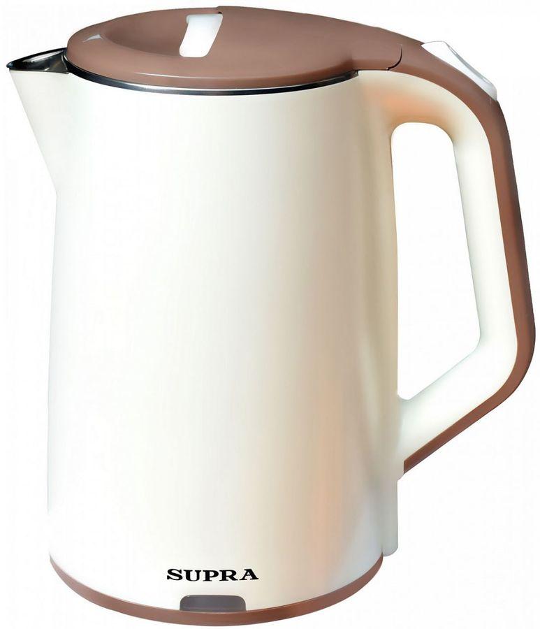 Чайник электрический SUPRA KES-2005, 2200Вт, черный
