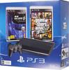 Игровая консоль SONY PlayStation 3 PS719853817, черный вид 11