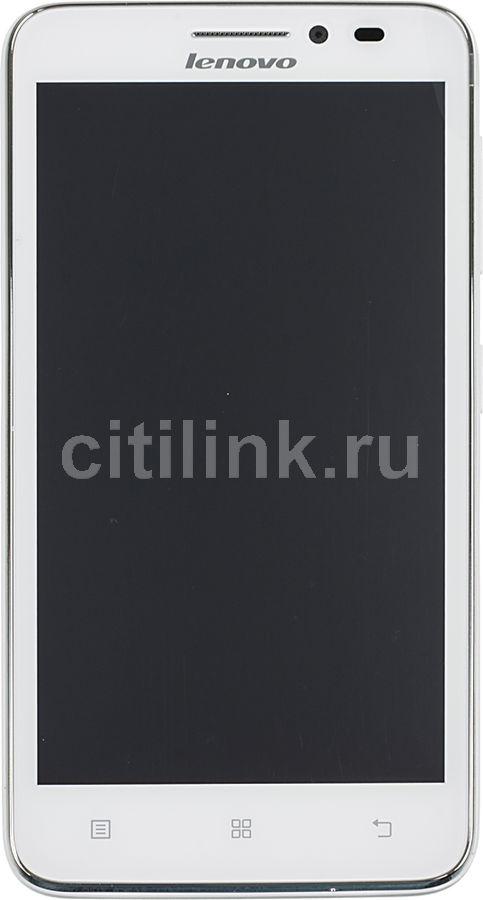 Смартфон LENOVO A606  8Gb, белый
