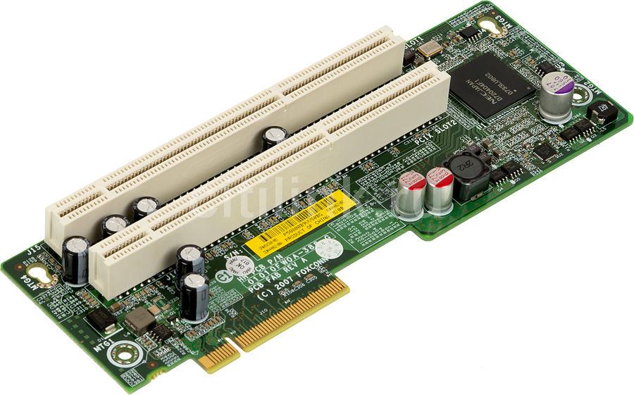 Плата HP DL180G1/DL180G5 PCI-X Riser Kit (451285-B21)