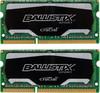 Модуль памяти CRUCIAL Ballistix Sport BLS2C4G3N18AES4CEU DDR3L -  2x 4Гб 1866, SO-DIMM,  Ret вид 1