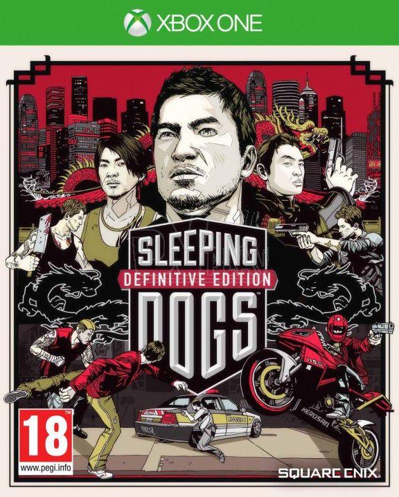 Игра MICROSOFT Sleeping Dogs Definitive Edition для  Xbox One RUS (субтитры)