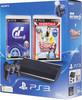 Игровая консоль SONY PlayStation 3 PS719853718, черный вид 13