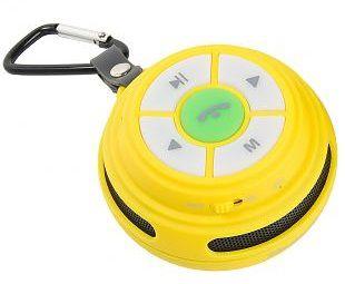 Аудиомагнитола ROLSEN RBM612BT-YE,  желтый