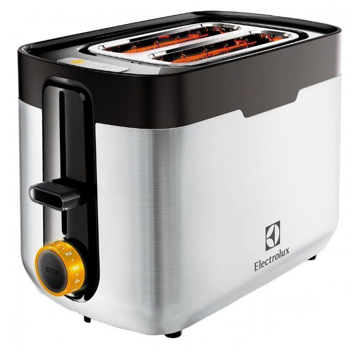Тостер ELECTROLUX EAT5300,  серебристый