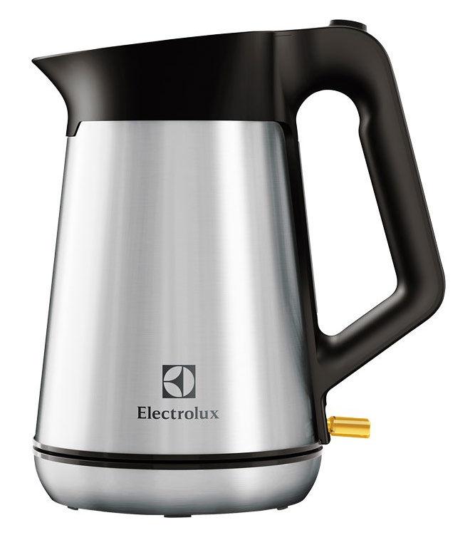 Чайник электрический ELECTROLUX EEWA5300, 2400Вт, серебристый