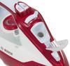 Утюг BOSCH TDA3024010,  2400Вт,  белый/ красный вид 5