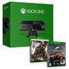 Игровая консоль MICROSOFT Xbox One с 500 ГБ памяти, играми Ryse Legendary и Forza 5,  5C5-00015 + 5F2-00019, черный вид 1