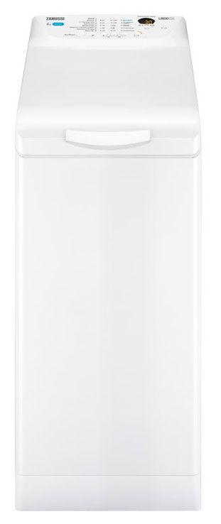 Стиральная машина ZANUSSI ZWQ61215WA, вертикальная загрузка,  белый