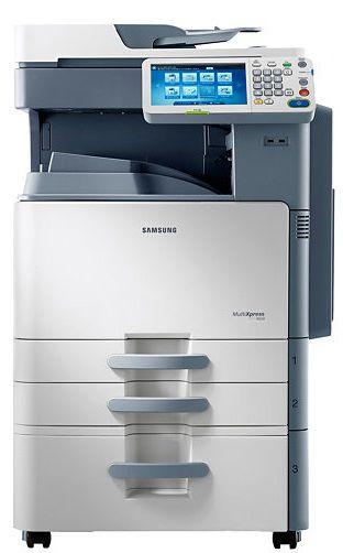 МФУ SAMSUNG SCX-8240NA,  A3,  лазерный,  белый [scx-8240na/xev]