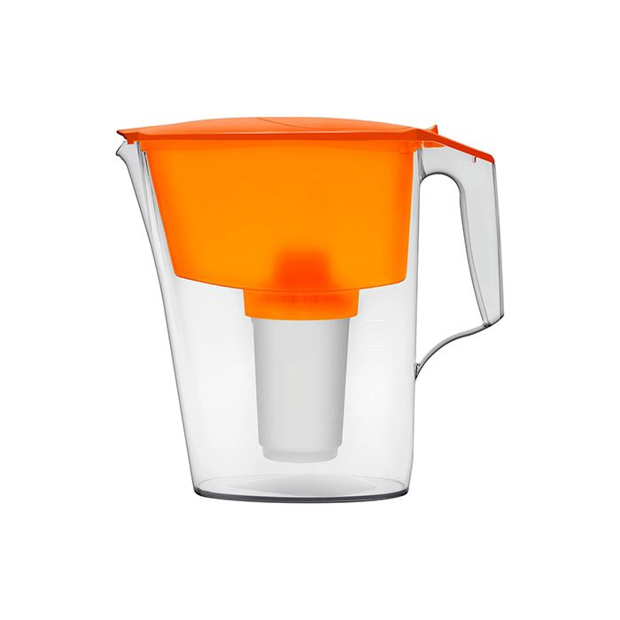 Фильтр для воды АКВАФОР Ультра Новый Год,  оранжевый,  2.5л