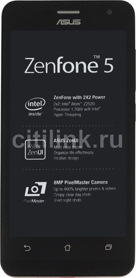 Смартфон ASUS Zenfone 5 A502CG  красный