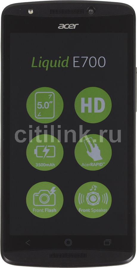 Смартфон ACER Liquid E700  темно-красный