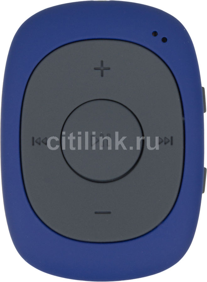 MP3 плеер DIGMA C2 flash 8Гб синий/черный [_]