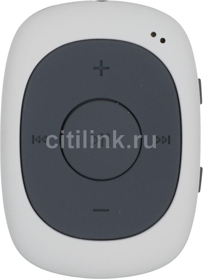 MP3 плеер DIGMA C2 flash 8Гб бежевый/черный
