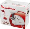 Мясорубка Moulinex ME620132 белый 2000Вт (отремонтированный) вид 8