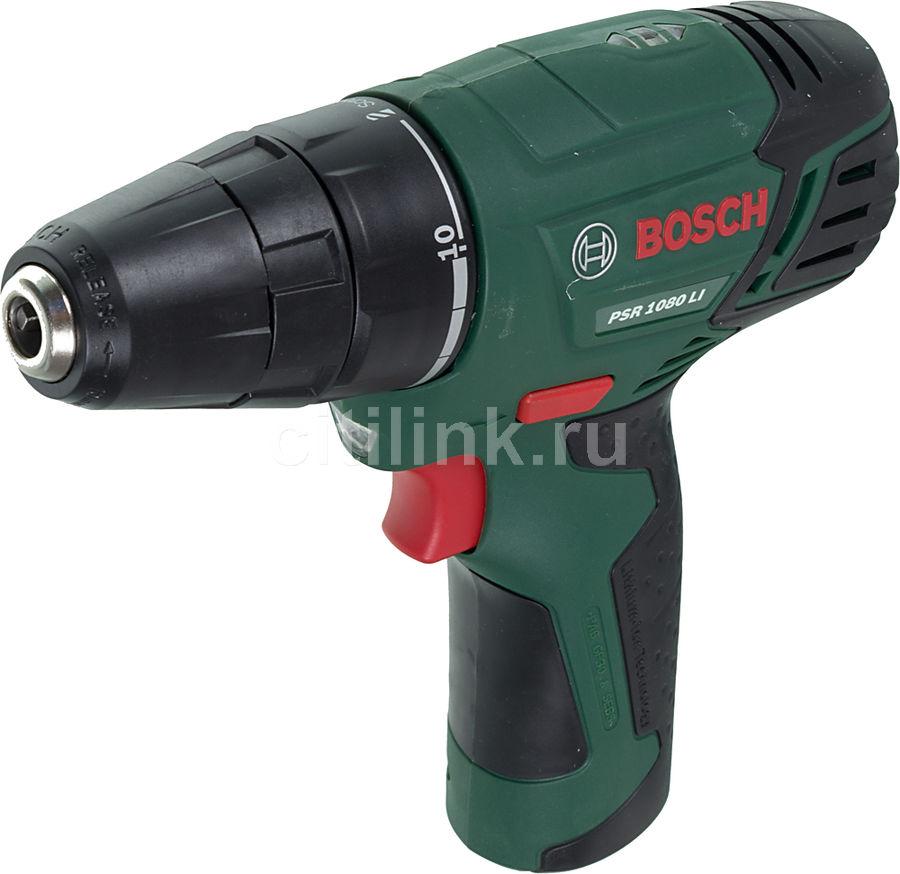 Шуруповерт Bosch PSR 1080 Li 0603985021 - фото 5