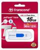 Флешка USB TRANSCEND Jetflash 790 16Гб, USB3.0, белый [ts16gjf790w] вид 2