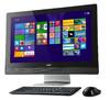 Моноблок ACER Aspire Z3-613, Intel Celeron J1900, 4Гб, 500Гб, Intel HD Graphics, DVD-RW, Free DOS, черный и серебристый [dq.swver.001] вид 1