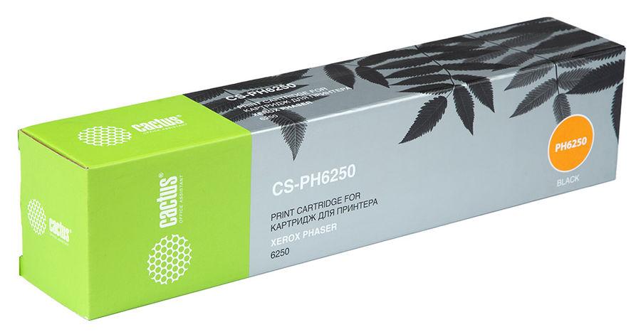 Картридж CACTUS CS-PH6250 черный