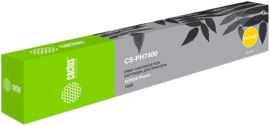 Картридж CACTUS CS-PH7400 черный