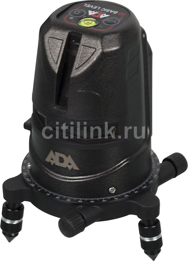 Лазерный нивелир ADA 2D Basic Level [а00239]