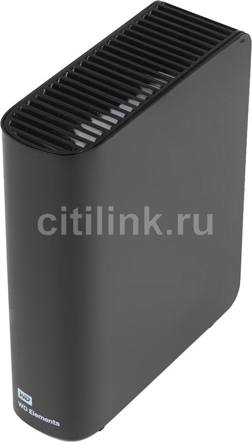 Внешний жесткий диск WD Elements Desktop WDBWLG0020HBK-EESN, 2Тб, черный