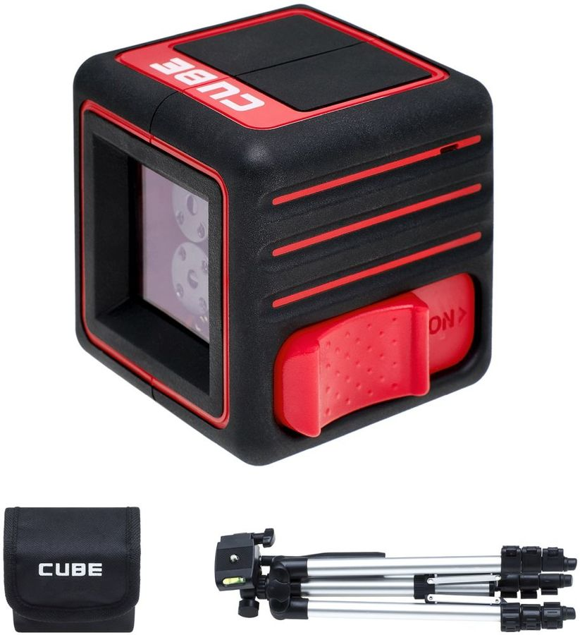 Лазерный нивелир ADA Cube Professional Edition [а00343]
