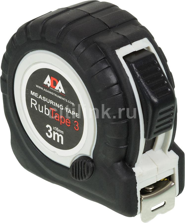 Рулетка ADA RubTape 3 [а00155]