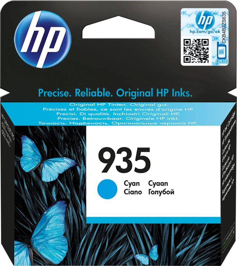 Картридж HP 935 C2P20AE,  голубой