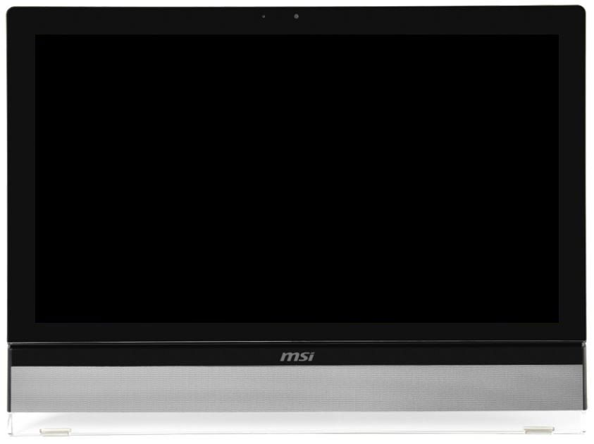 Моноблок MSI AE270-042RU, Intel Core i3 4160, 8Гб, 1000Гб, Intel HD Graphics 4400, DVD-RW, Free DOS, черный [9s6-af1611-042]