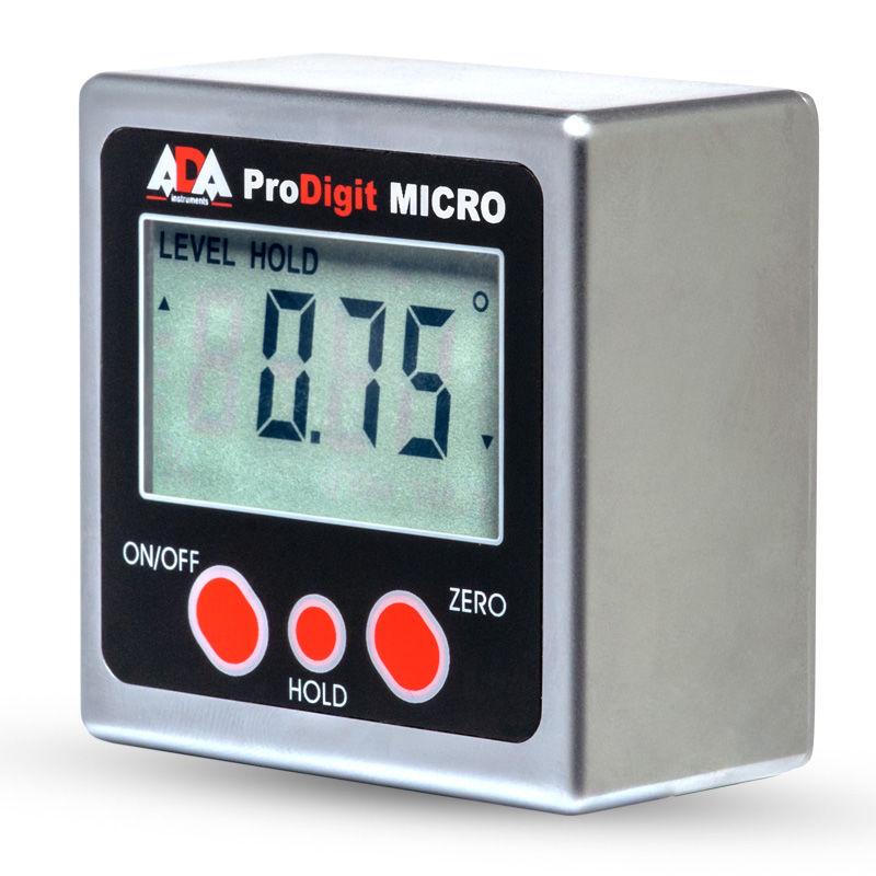 Электронный уровень ADA Pro-Digit Micro [а00335]
