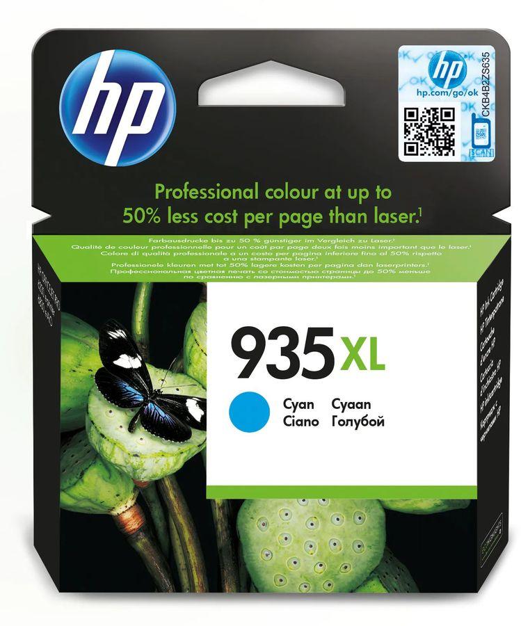 Картридж HP 935XL голубой [c2p24ae]