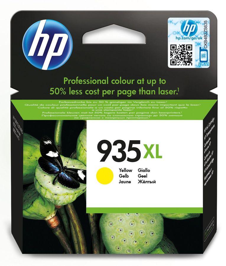 Картридж HP 935XL желтый [c2p26ae]