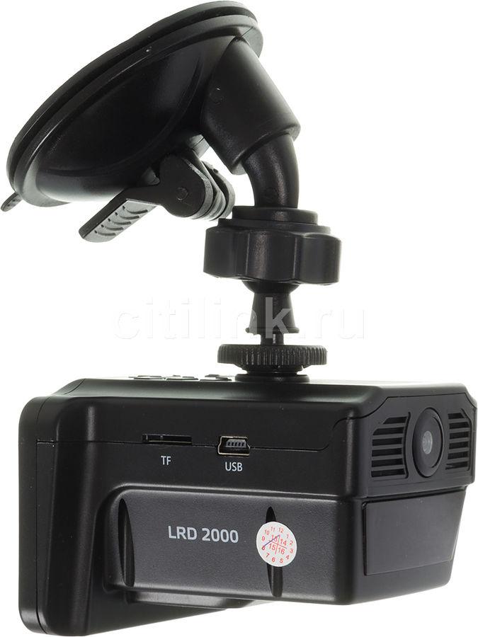 Видеорегистратор LEXAND LRD-2000 черный