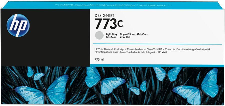 Картридж HP 773C светло-серый [c1q44a]