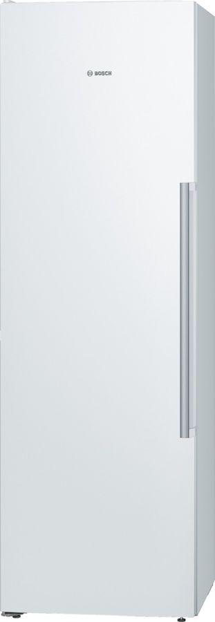 Холодильник BOSCH KSV36VW20R,  однокамерный,  белый