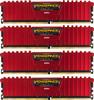 Модуль памяти CORSAIR Vengeance LPX CMK32GX4M4A2666C16R DDR4— 4x 8Гб