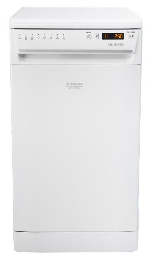 Посудомоечная машина HOTPOINT-ARISTON LSFF 8M116 C EU,  узкая, белая