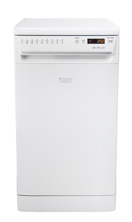 Посудомоечная машина HOTPOINT-ARISTON LSFF 9H124 C EU,  узкая, белая