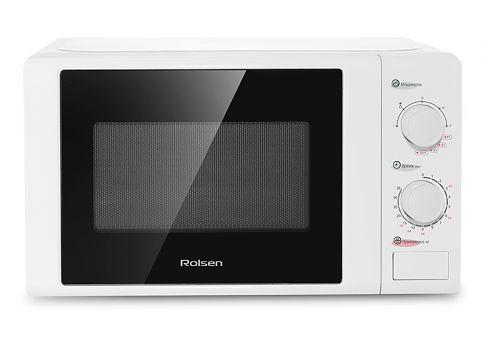 Микроволновая печь ROLSEN MS2080MD, белый