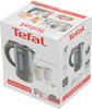 Чайник электрический TEFAL KO120B30, 650Вт, серый вид 14