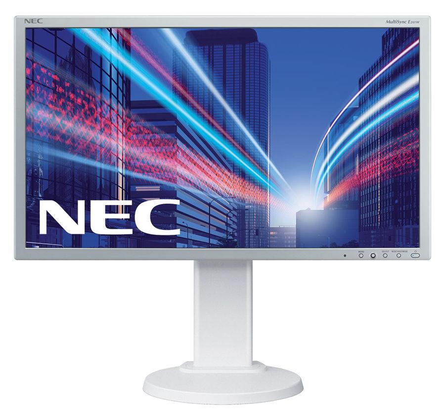 Монитор ЖК NEC MultiSync E201W 20