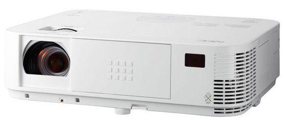 Проектор NEC M322W белый