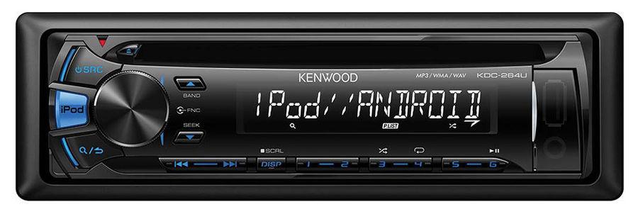 Автомагнитола KENWOOD KDC-264UB,  USB