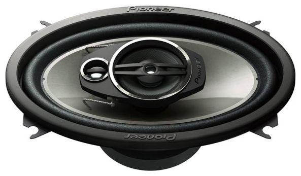 Колонки автомобильные PIONEER TS-A4613I,  коаксиальные,  200Вт
