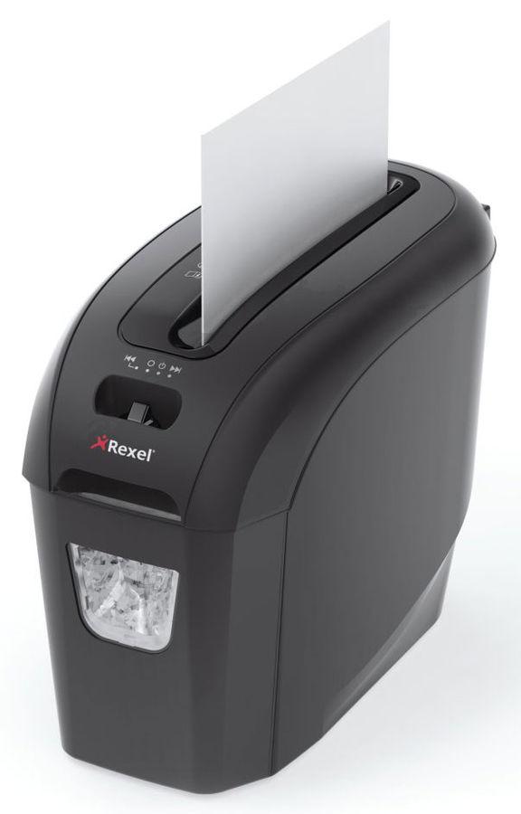 Уничтожитель бумаг Rexel REM820 8лст 20лтр 2104010EU
