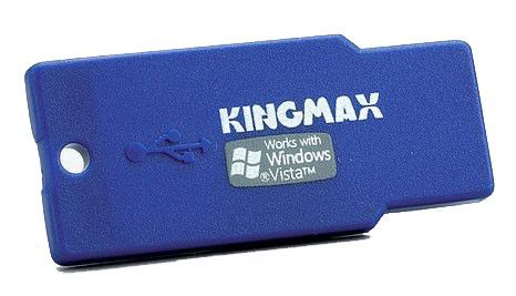 Флешка USB KINGMAX Super Stick L 1Гб, USB