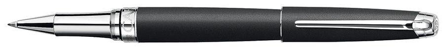 Ручка роллер Carandache Leman (4779.496) Black lacquered matte SP подар.кор.