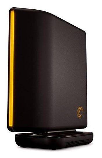 Внешний жесткий диск SEAGATE FreeAgent Desktop ST305004FDD1E1-RK, 500Гб, черный